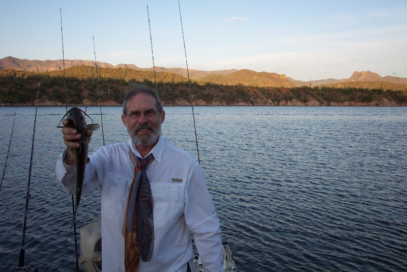 Bartlett Lake, 4-12/13-13 Fishing Report - AZ Fish Finder